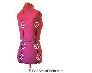 El fabricante de vestidos es el segundo