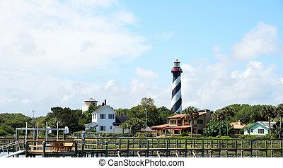 El faro St. Augustine