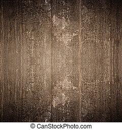 El fondo de la madera