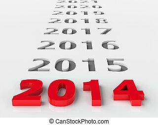 El futuro de 2014