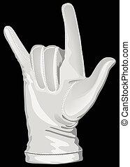 El gesto de la mano que te amo