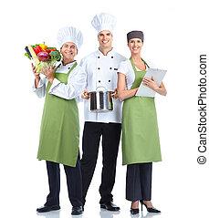 El grupo Chef Baker.