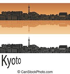 El horizonte de Kyoto