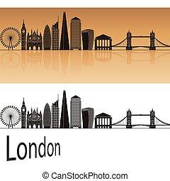 El horizonte de Londres V2
