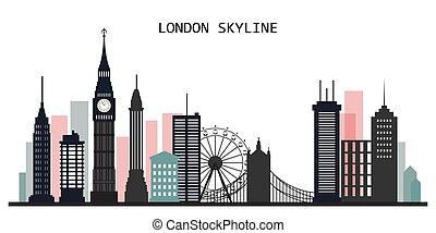 El horizonte de Londres