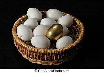 El huevo de oro