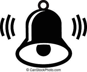 El icono de campana