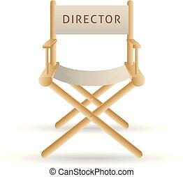 El icono de color, el director de cine