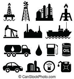 El icono de la industria petrolera