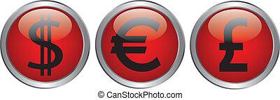 El icono de la moneda