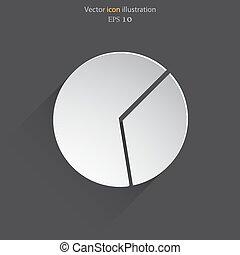 El icono de la página web