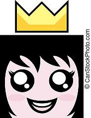 El icono de la princesa