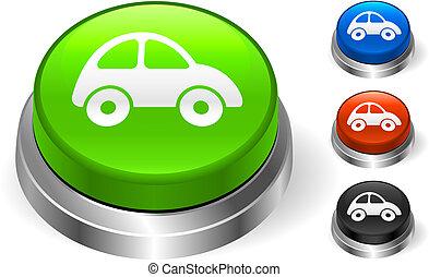El icono del auto en el botón de Internet