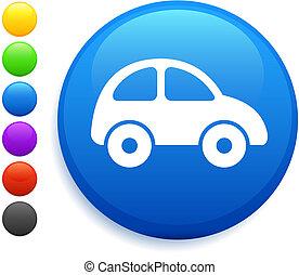 El icono del auto en Internet
