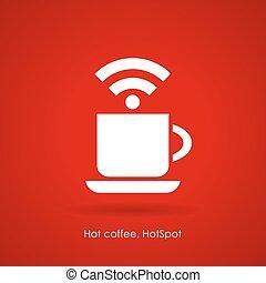 El icono del cibercafé