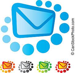 El icono del correo