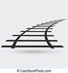 El icono del ferrocarril