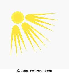 El icono del sol