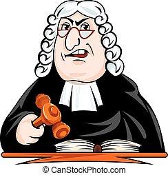 El juez dicta el veredicto