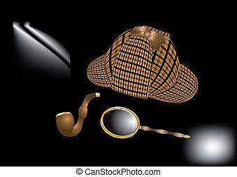 El kit de Sherlock Holmes