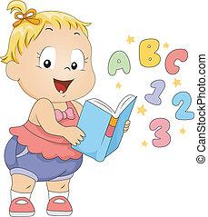 El libro de Toddler