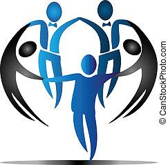 El logo social del sindicato