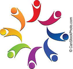 El logotipo del sindicato