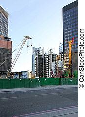 El lugar de construcción 2