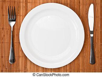 El lugar de la cena