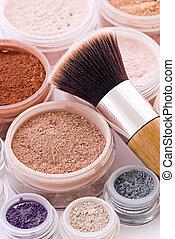 El maquillaje mineral