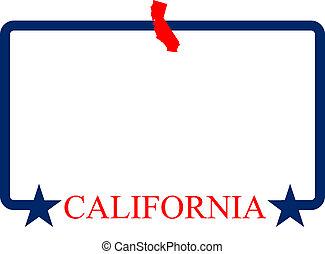 El marco de California