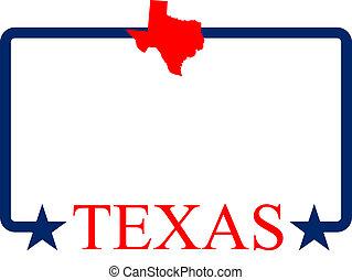 El marco de Texas