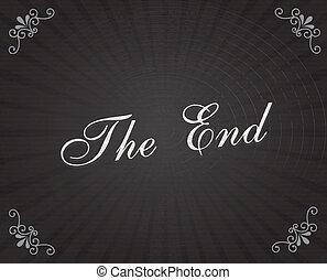 El marco final