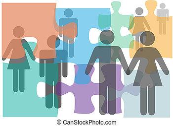 El matrimonio ayuda a parejas solteras a divorciarse