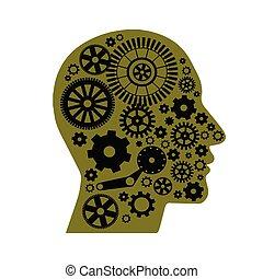El mecanismo de la mente humana