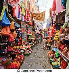 El mercado de granadas, España