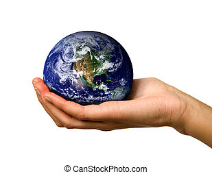 El mundo de las manos