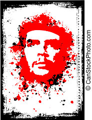 El póster de Che Guevara