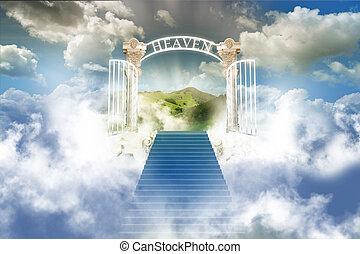 El paraíso en el cielo