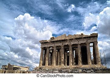 El Parthenon