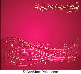 El pasado de San Valentín con Wav