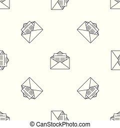 El patrón de correspondencia es vector inalámbrico