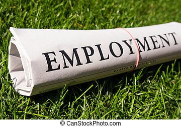 El periódico de empleo