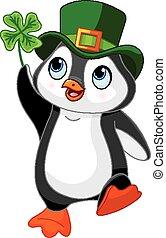 El Pingüino celebra al santo Patrick Da