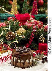 El postre de Navidad