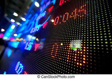 El precio de mercado es abstracto