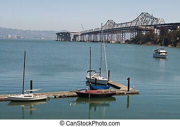 El puente de la bahía