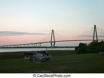 El puente del río Cooper
