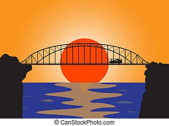 El puente del viajero