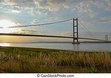 El puente Humber